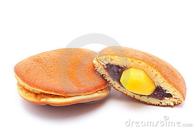 Dorayaki Japanese confectionery