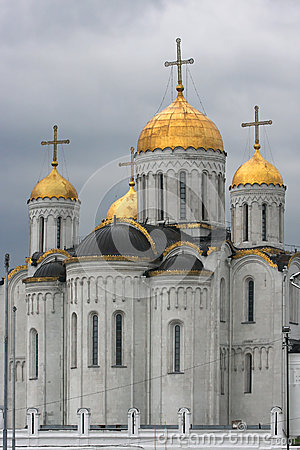 Dormition Cathedral in Vladimir