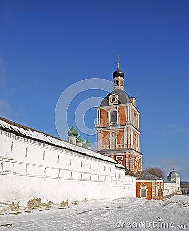 Dormition goritsky修道院