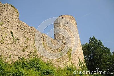 Dorneck Castle Ruin