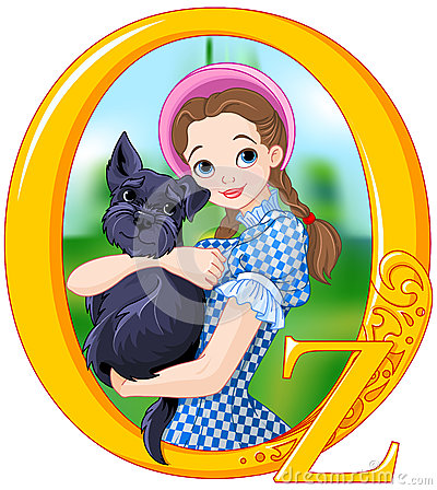 Free Dorothy And Toto Royalty Free Stock Photos - 79401348