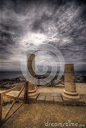 Dos pilares
