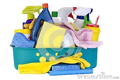 Dostaw środków czyszczących