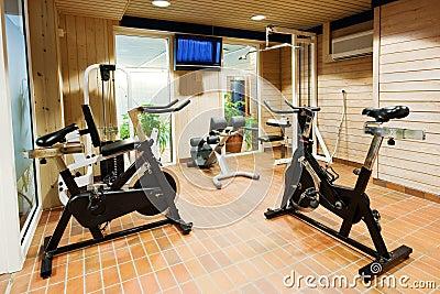Dotación física de la gimnasia