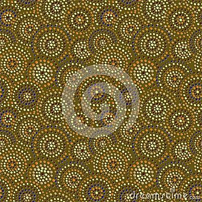 Dots circles