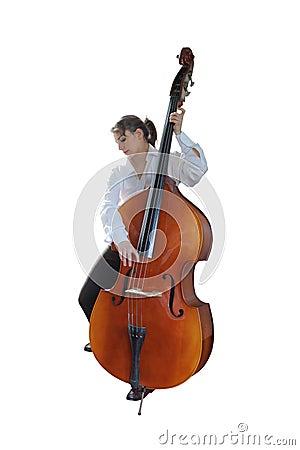 Double-bass