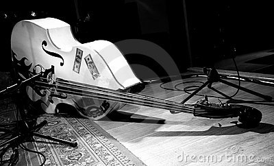 Double Bass (Contrabass)