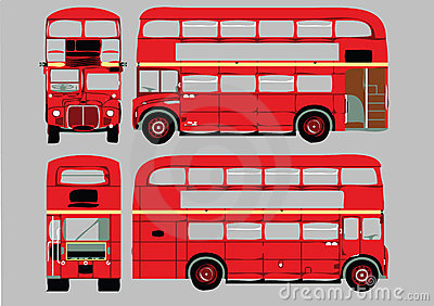 Double-decker bus