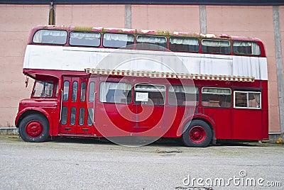 Double-decker bus for sale