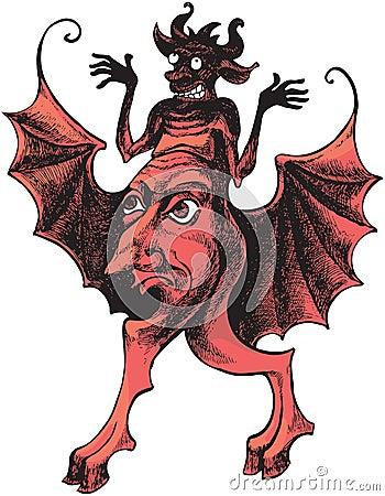 Double devil