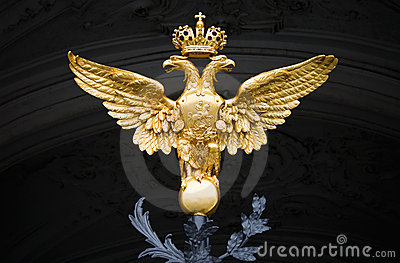 Double Eagle - Emblem of Russia