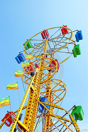 The double ferris wheel