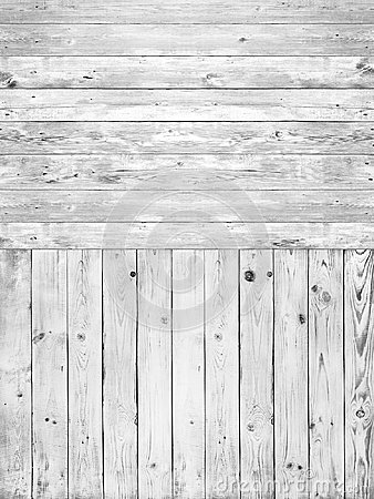 Free Double Light Wood Texture In Grey Royalty Free Stock Image - 95300216