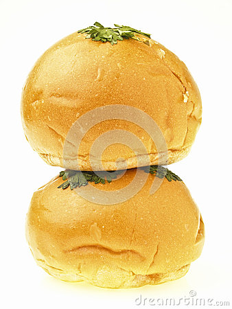 Double mayo bread
