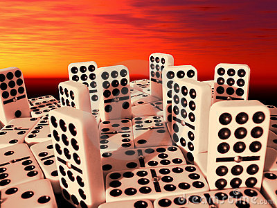 Double Nine Dominoes City