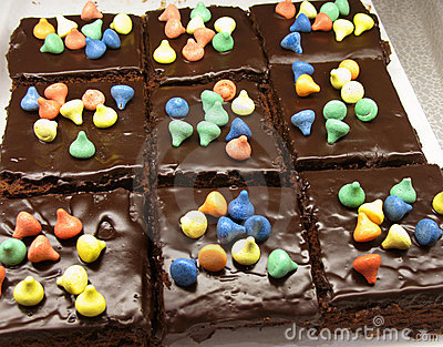 Double Treat Brownies
