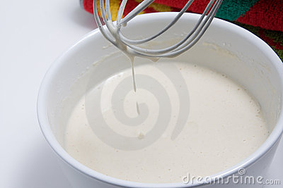 Dough liquid