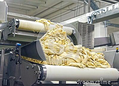 Dough manufacture