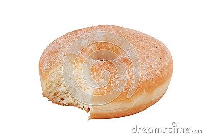 Doughnut bite