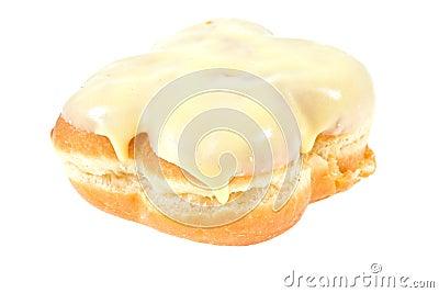 Doughnut on isolated