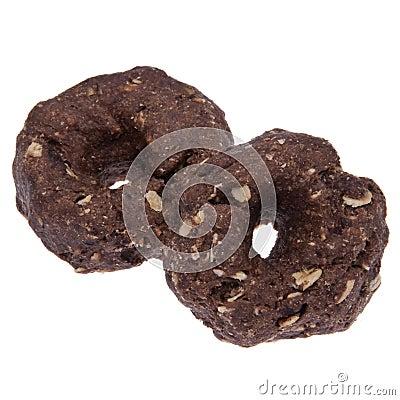 Doughnut Shaped Cookies