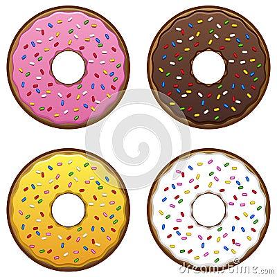 Doughnuts EPS