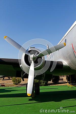 Douglas C-54 Skymaster Editorial Photography