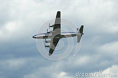 Douglas DC-6 Editorial Photography