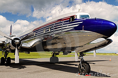 Douglas DC-6B Editorial Photography
