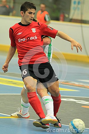 Douglas - futsal Editorial Photo