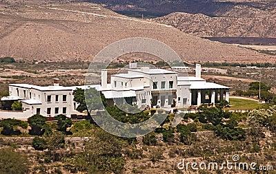 Douglas Mansion - Jerome State Park