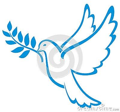 Free Dove Of Peace Vector Stock Photo - 23748010