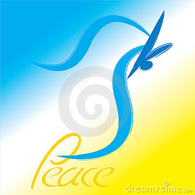 Dove of peace.eps