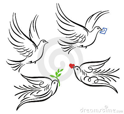 Free Dove, Pigeon Royalty Free Stock Photography - 20458987