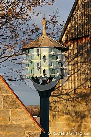 Free Dovecote Stock Photography - 900392
