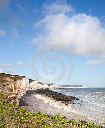 Dover britain white cliffs
