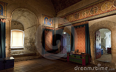 Dover Castle Kings Chamber Room Stock Photos - Image: 18666833