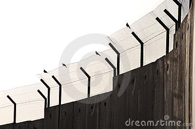 Doves and Israeli Separation Barrier
