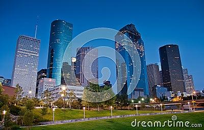Down Town Houston