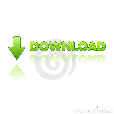 Download button vector