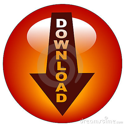 Download icon or button