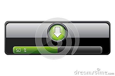 Downloading bar