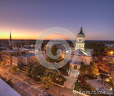 Downtown Athens, Georgia