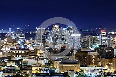 Downtown Birmingham, Alabama Stock Photos - Image: 25718703