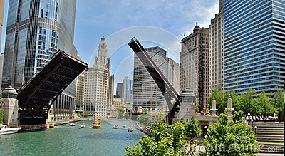 Downtown Chicago Waterfront