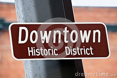 Downtown - Historic District