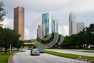 Downtown Houston Texas