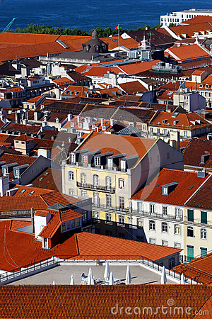 Downtown, LIsbon, Portugal