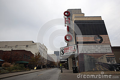 Downtown Louisville, Kentucky Editorial Stock Photo