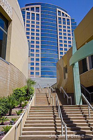 Free Downtown Phoenix Arizona Royalty Free Stock Photo - 6431245